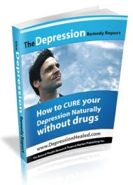 how to get rid of stress and depression naturally